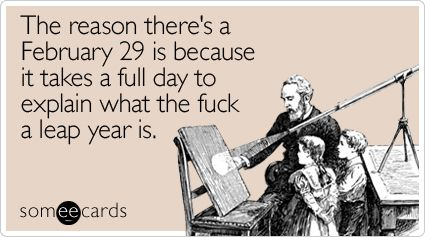 Funny Leap Year Images