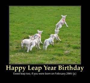 Funny Leap Year birthday
