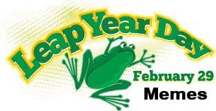 Leap Year Birthday Meme