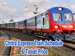 Chitra Express Train Schedule